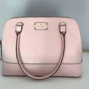 Kate Spade Baby Pink Satchel